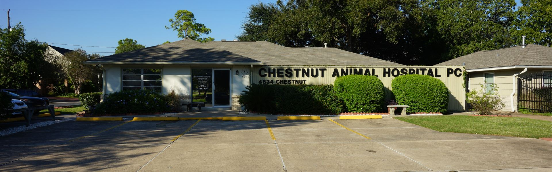 Chestnut Animal Hospital, P.C.